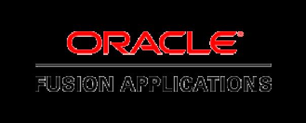 orcale fusion application logo