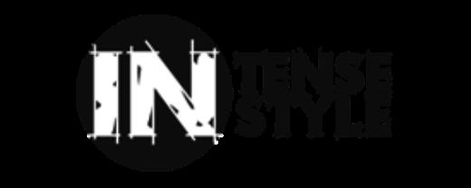 Intense style logo