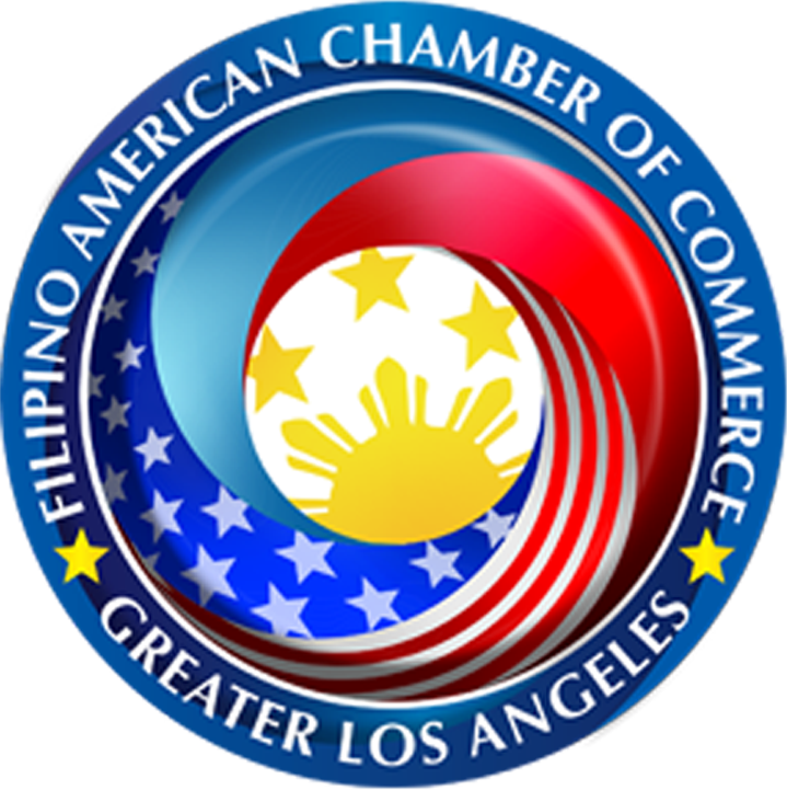Filipino American Chamber of Commerce of Greater Los Angeles logo