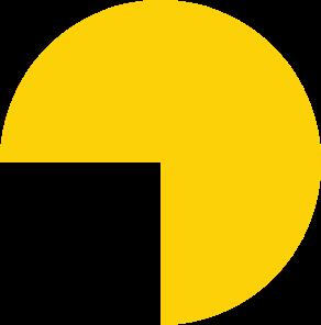 Flipped design yellow item