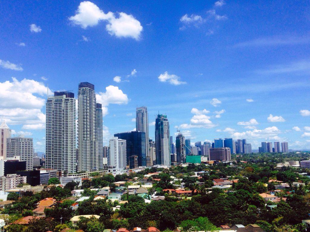 Makati landscape